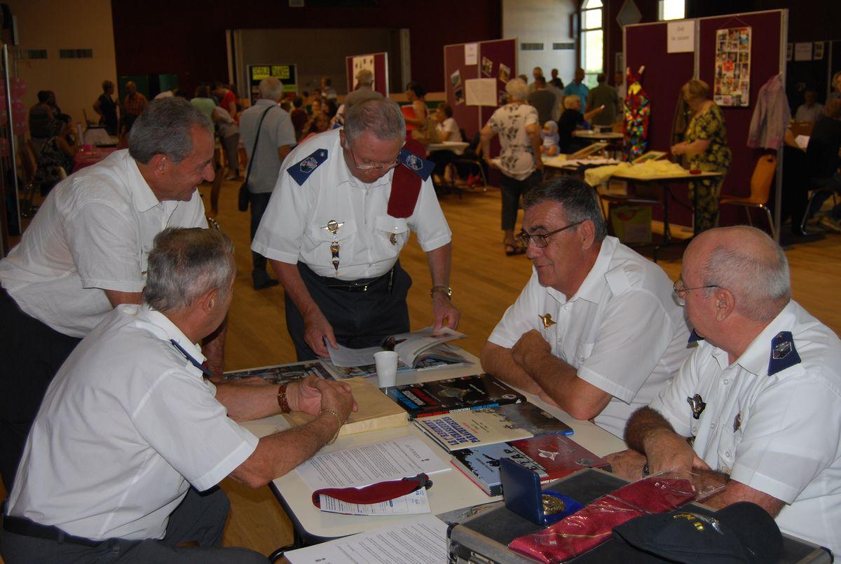 Forum des associations 2016 à Saint Vulbas