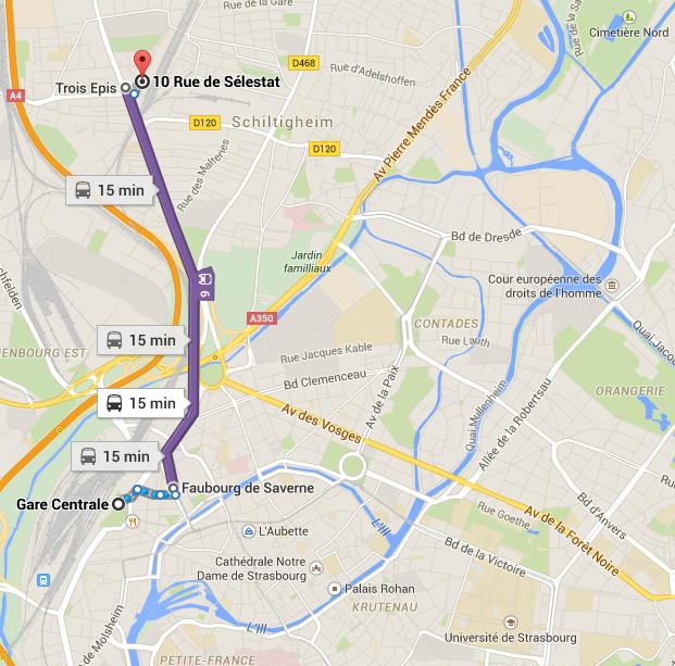Séminaire Biblique à Strasbourg : Dimanche 27 décembre 2015 à 10h00
