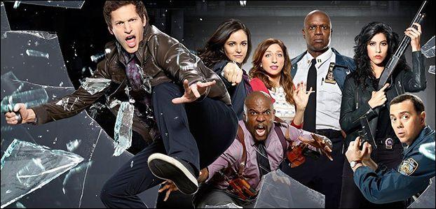 Brooklyn Nine-Nine (Saison 3)