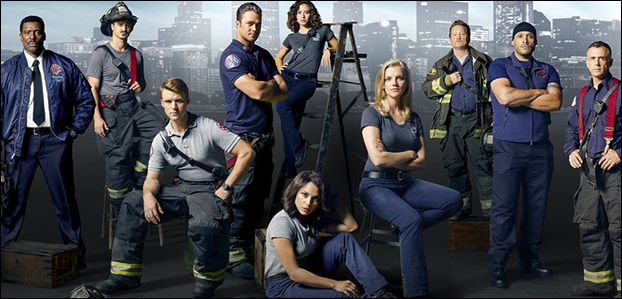 Chicago Fire (Saison 4)