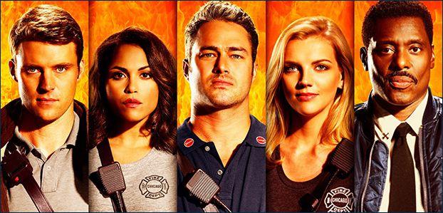 Chicago Fire (Saison 5)