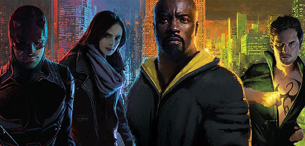The Defenders (Saison 1)