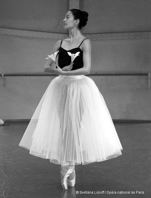 3 belles Giselle à Garnier