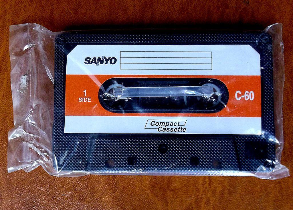 audio cassette / tape