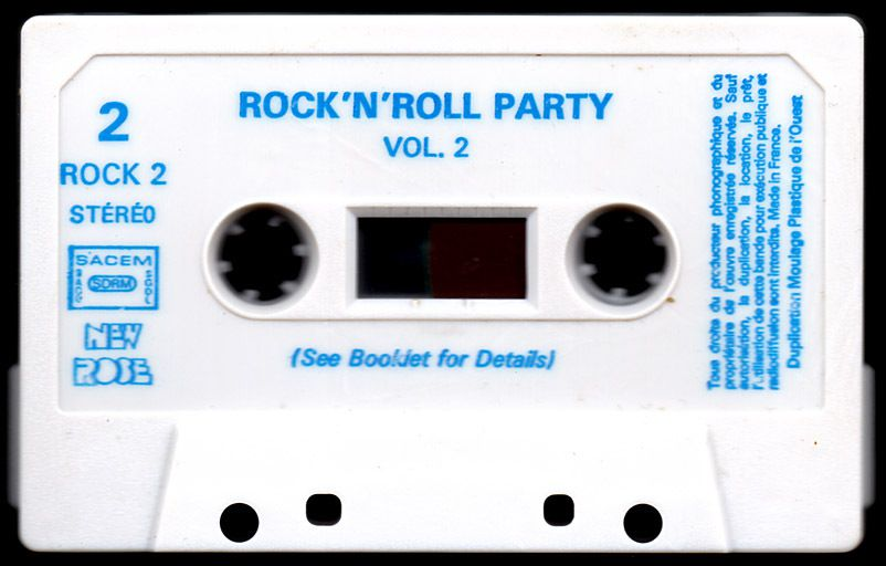 Rock'n'Roll party volume 2 - 1989