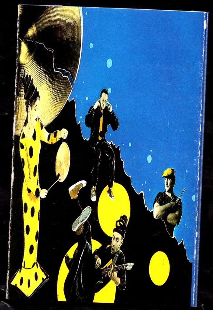 CORMAN &amp&#x3B; TUSCADU - Zwillinge - 1990