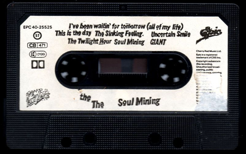 The The-Soul mining-1983