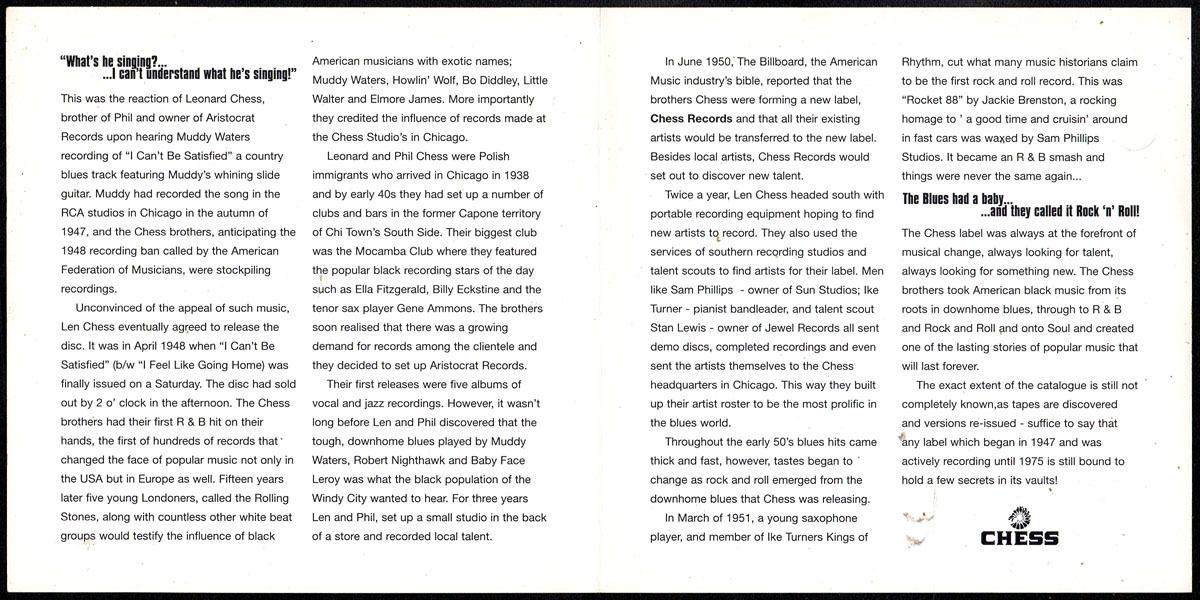 Sampler promo Chess &quot&#x3B;legendary masters series&quot&#x3B; - 1997
