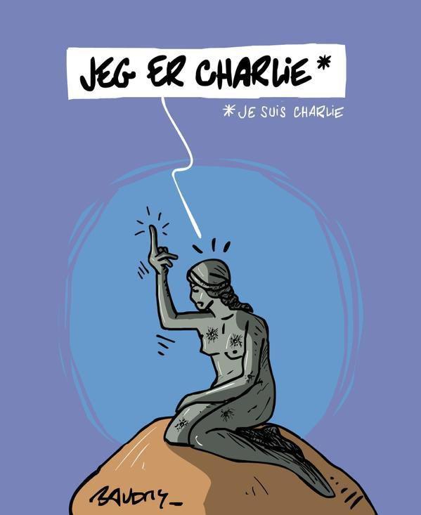 Vi Er Danskere #JeSuisDanois