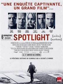 « Spotlight » de Tom McCarthy (2016)
