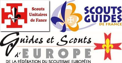Messe &quot&#x3B;Inter-scouts&quot&#x3B; Pau 2016