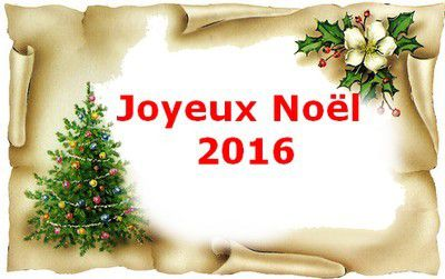 Messages de Noël 2016