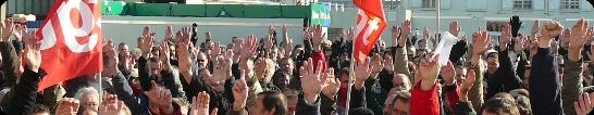 Le Syndicat appelle à la grève le vendredi 5 juin. AG interservices à 10H45 au pôle social du Mans