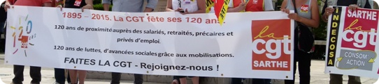 Album photos manif jeudi du 25 juin