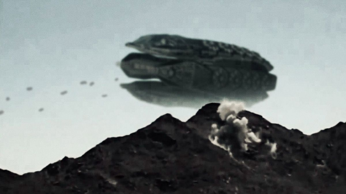 US MARINES engaged UFO FLEET in AFGHANISTAN !!! July 2013