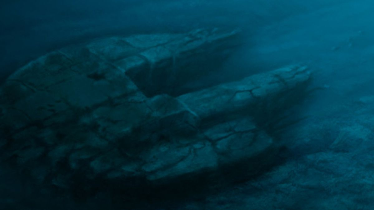 140,000 Year Old UFO discovered in BALTIC SEA !!! Baltic sea anomaly