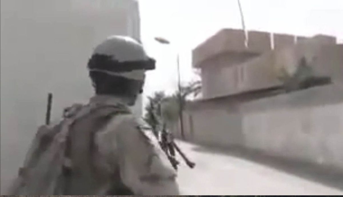 UFO contact with NAVY SEALS and US SOLDIERS IRAQ !!! Dec 2012 - MAJOR LEAK !