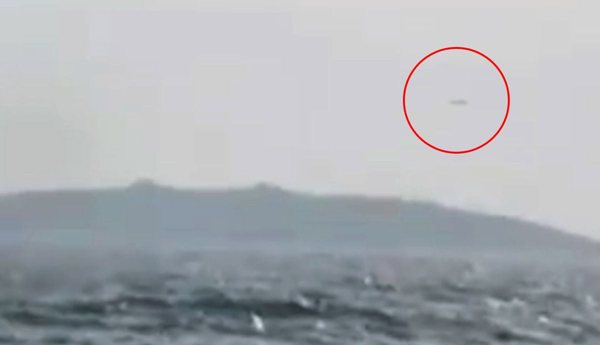 NEW ISLAND emerged in PAKISTAN !!! Sept 2013 ! Earthquake or Alien technology ?