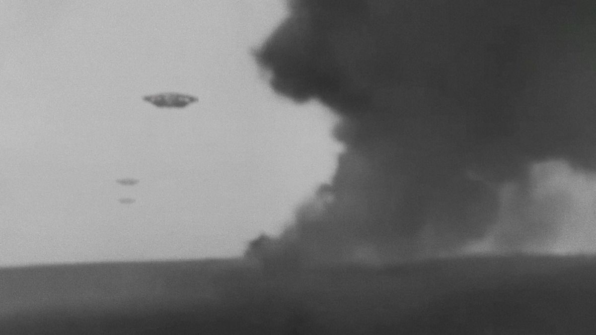 UFO SIGHTINGS during WORLD WAR II in UKRAINE !!! Oct 1940