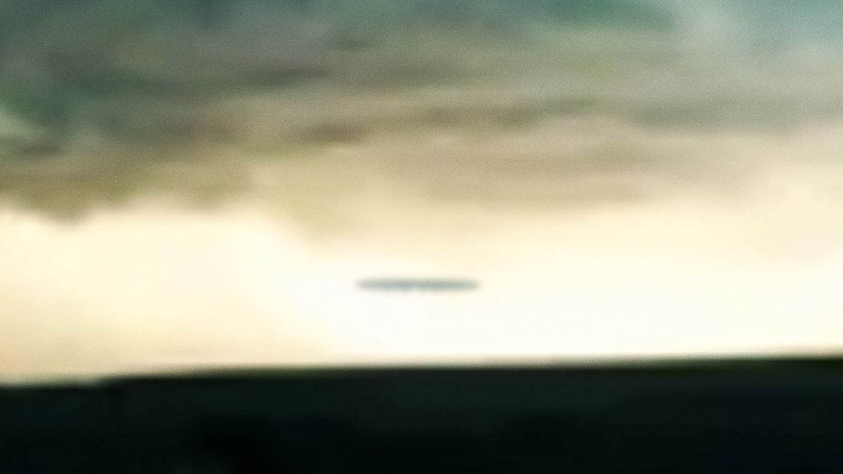 UFO CREATES HUGE TORNADO IN TEXAS !!! Nov 2014