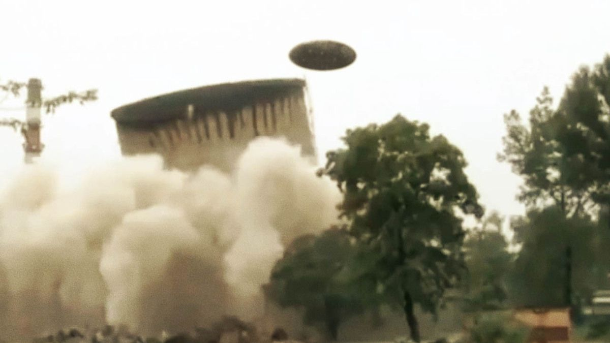 Blackwater US soldiers reported UFO over Nuclear Power Plant South Ukraine in 2015 !!!