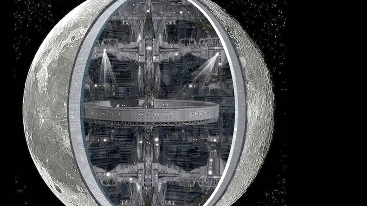 Is the Moon an Artificial Alien Base ?