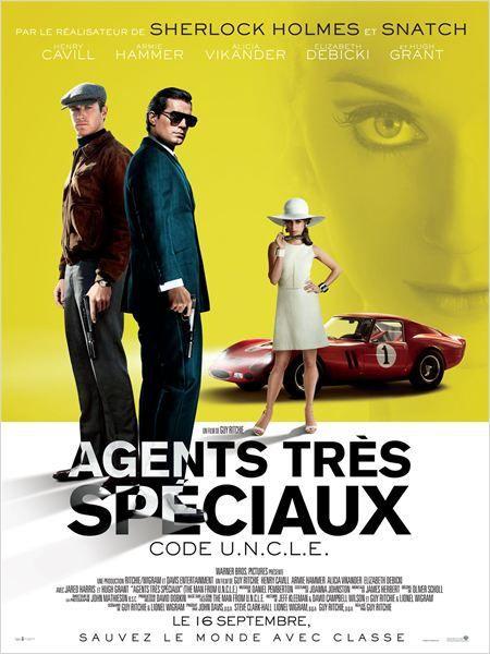 AGENTS TRES SPECIAUX - CODE U.N.C.L.E.