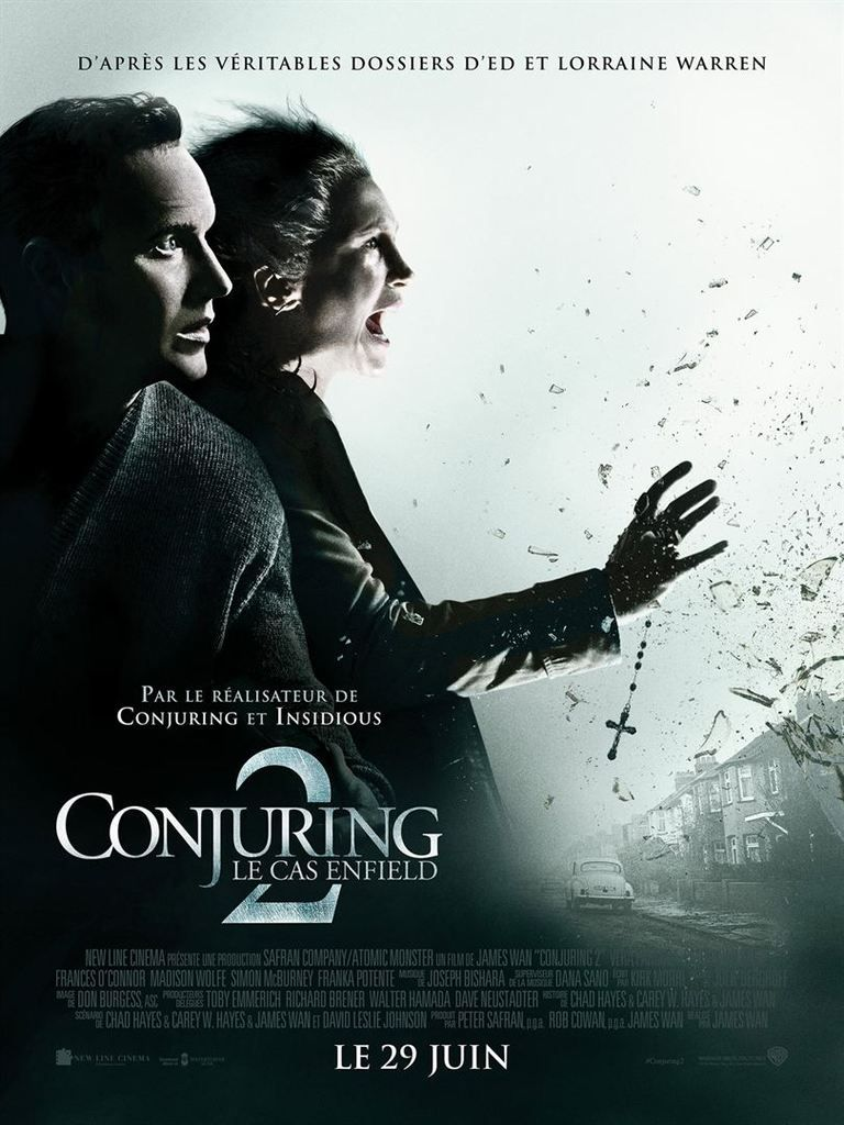 CONJURING 2: LE CAS ENFIELD