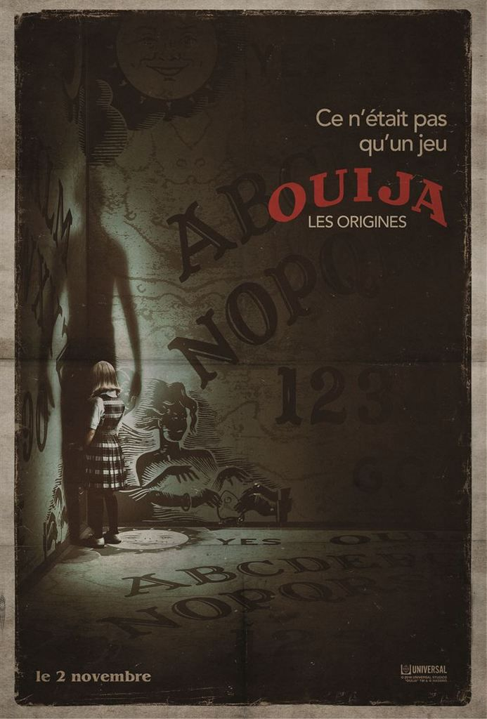 OUIJA: LES ORIGINES