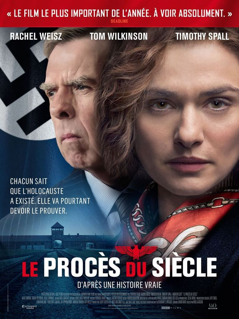 LE PROCES DU SIECLE