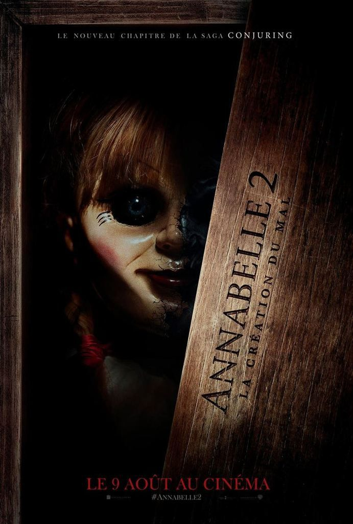 ANNABELLE 2: LA CREATION DU MAL