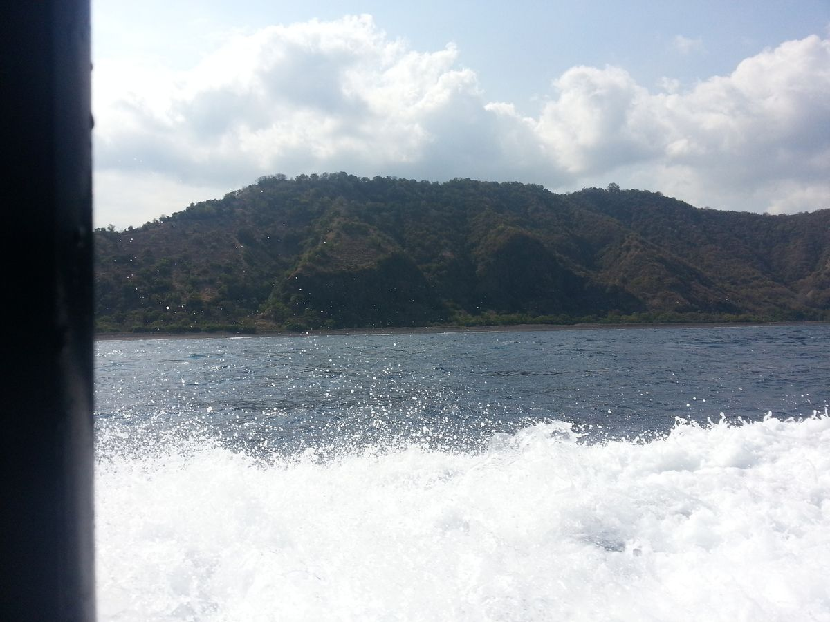 Les côtes de Bali