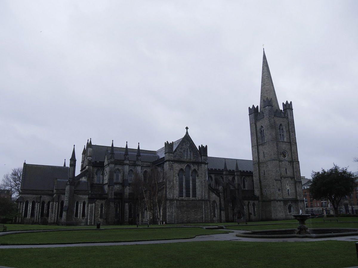 IRLANDE - DUBLIN &amp&#x3B; WICKLOW MOUNTAINS