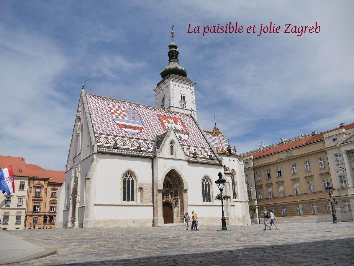 CROATIE - ZAGREB