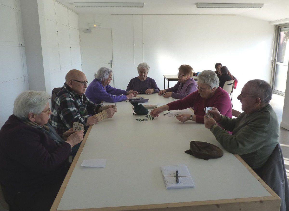 Rencontres seniors 86