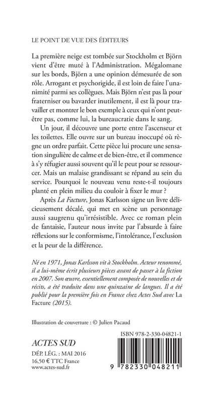 La pièce / Jonas Karlsson