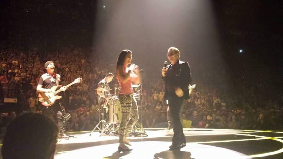 U2 -Innocence + Experience Tour 16/06/2015 -Montreal -Canada- Bell Centre