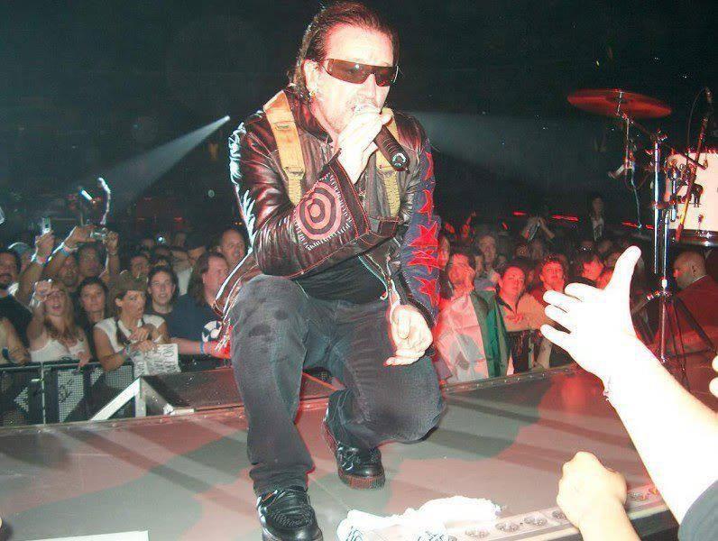 Il y a dix ans, U2 jouait pour la 1e fois à Nice devant 53000 personnes