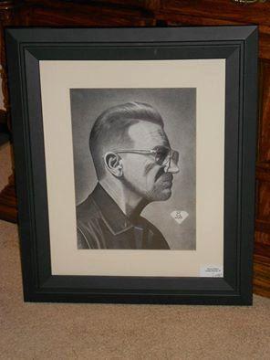 Portrait de Bono