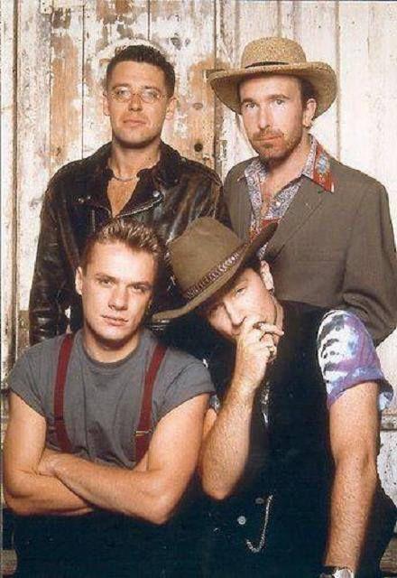 U2 :The Joshua Tree 1987