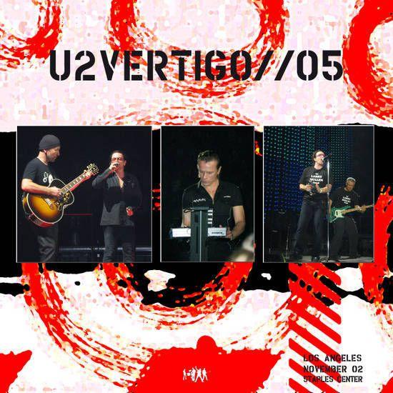 Vertigo Tour: Staples Center - Los Angeles, California, USA
