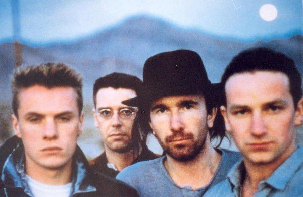 U2 The Joshua Tree 1987