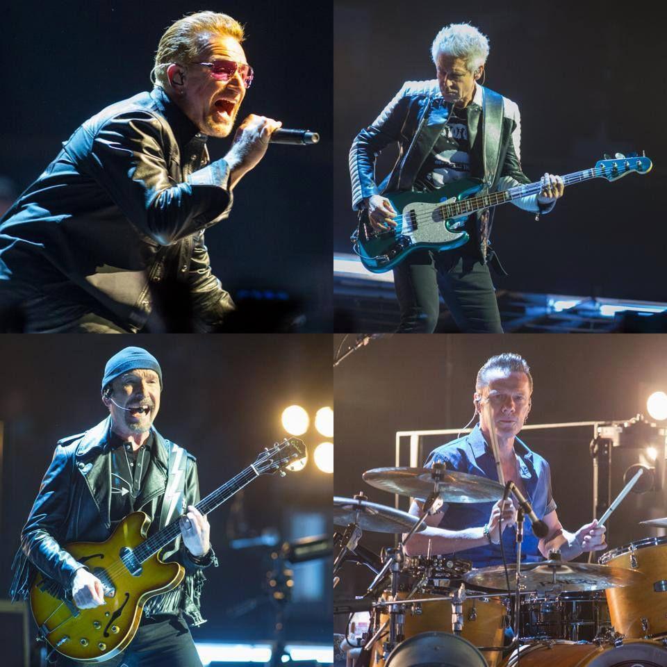 Week-end spécial U2 sur RTL2