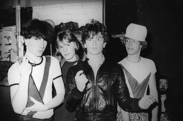 U2 -The Projects Art Centre -Septembre 1978