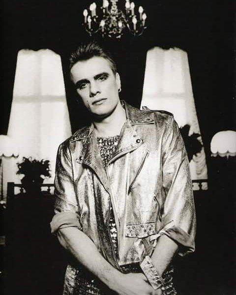 U2 -Larry Mullen -Berlin -1992