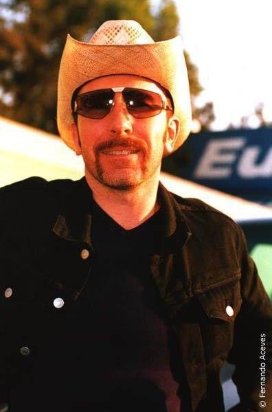 U2 -The Edge -Mexico -Décembre 1997