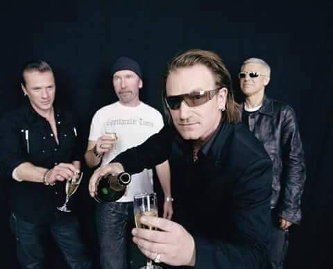 Et que cette année soit riche et pleins de joie avec U2 !!