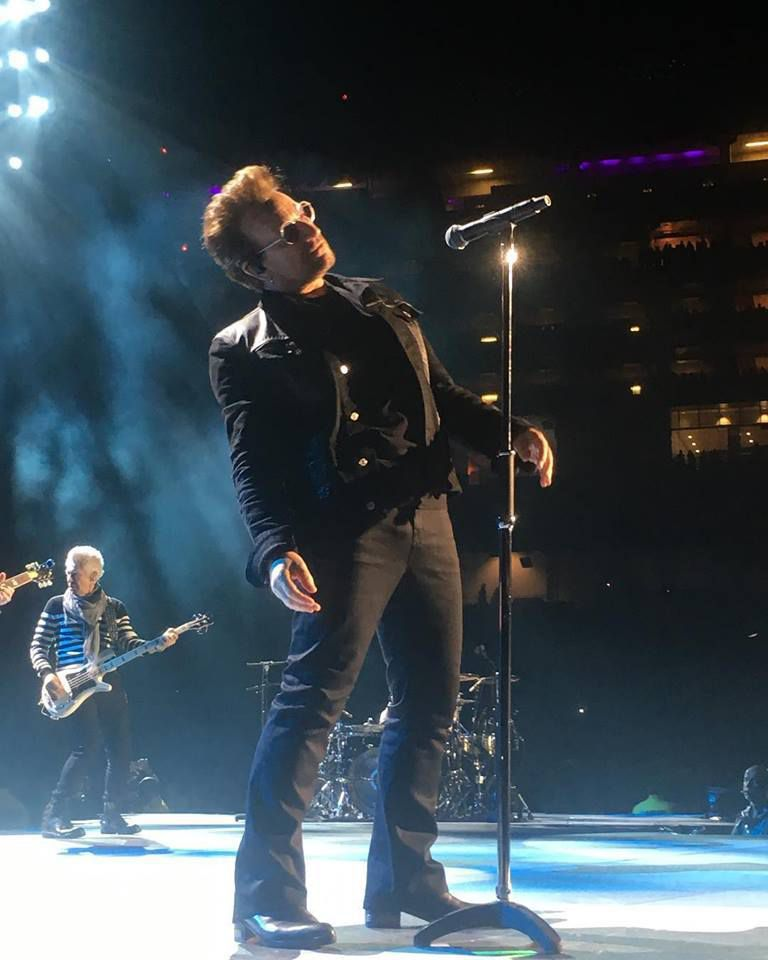 U2- Levi's Stadium -San Francisco, Etats-Unis-17/05/2017
