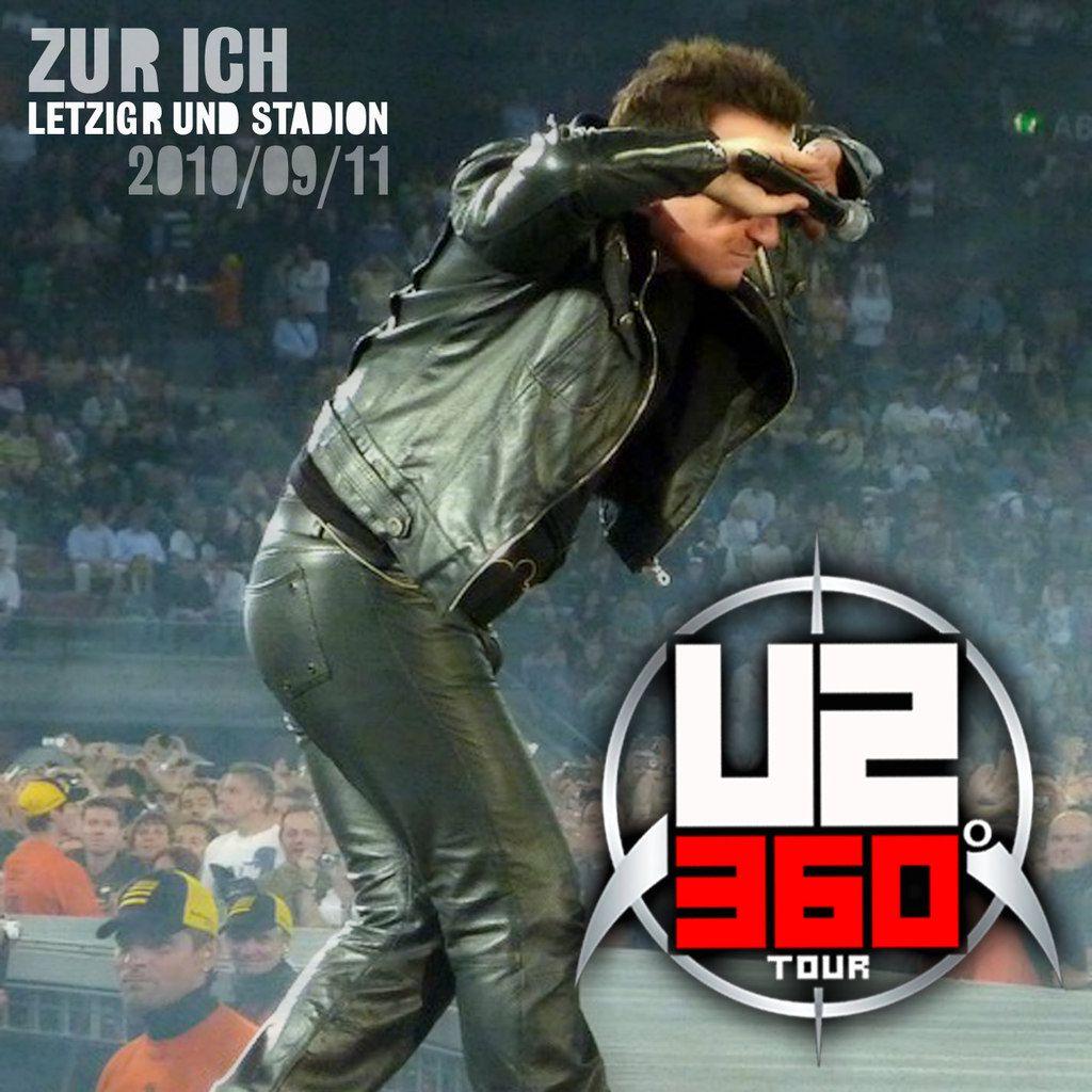 U2 -360° Tour -Zurich Suisse (1) 11/09/2010 -Letzigrund Stadium