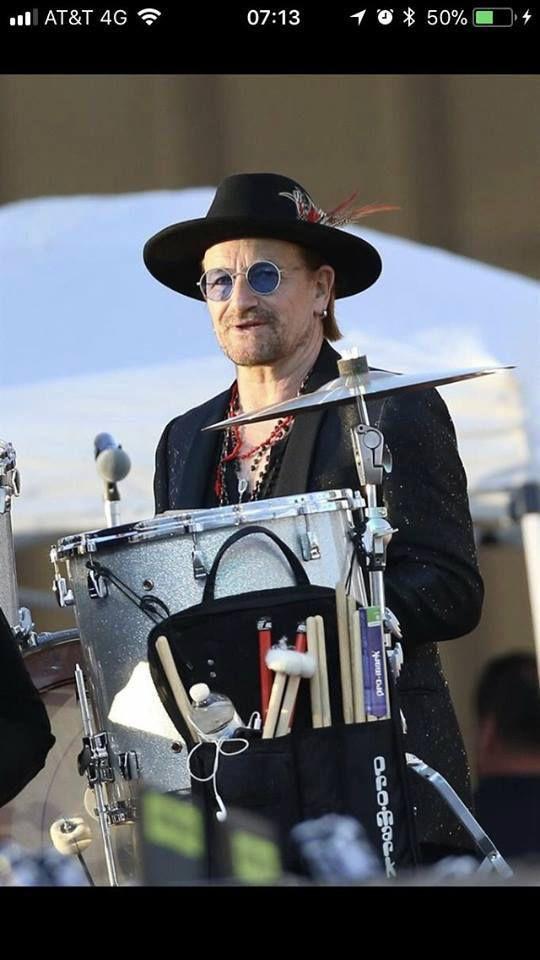 U2 -Foro Sol ,Mexico 05-10-2017